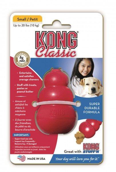 KONG Classic S Hundespielzeug