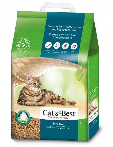 CAT'S BEST Sensitive 20 Liter Katzenstreu