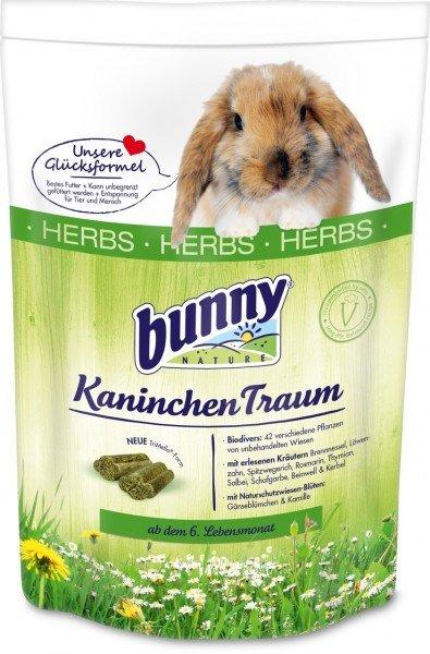 Bunny KaninchenTraum Kräuter Kleintierfutter