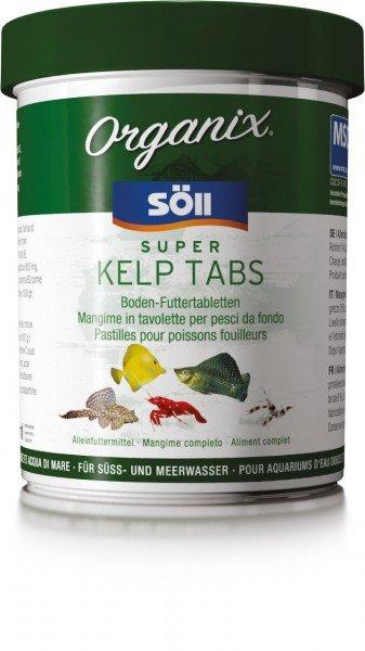 Söll Organix Kelp Tabs 490ml