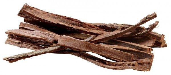 HOBBY Catappa Bark Seemandelbaumrinde (12 Stück)