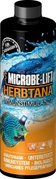 MICROBE-LIFT Herbtana Süsswasser 118ml Immunstimulanz-P