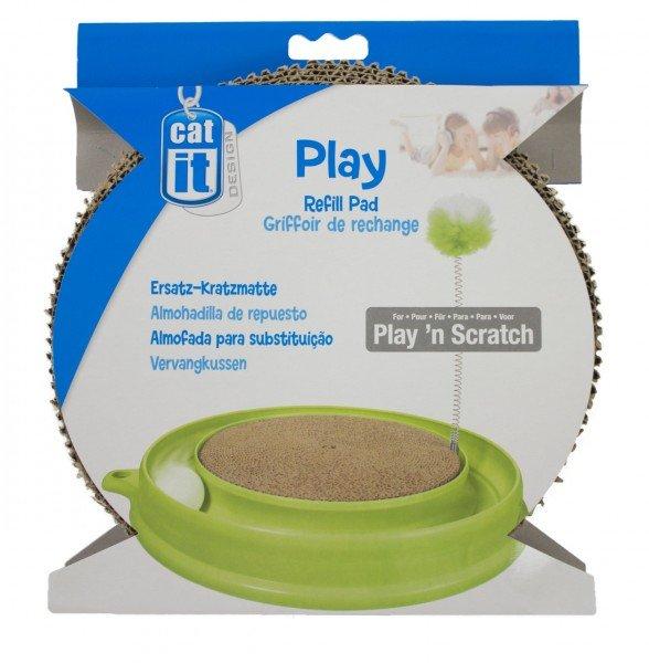 catit Play'n Scratch Katzenspielzeug Ersatzeinlage