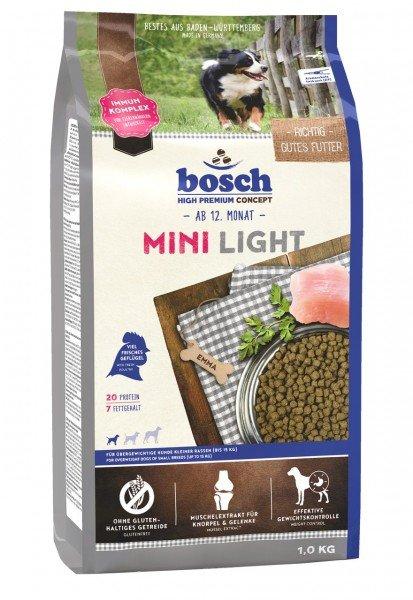 bosch Mini Light Hundetrockenfutter
