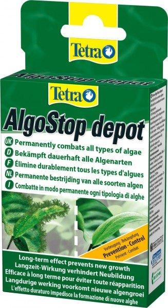Tetra AlgoStop Depot (12 Tabletten) Algentabletten