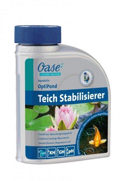 Oase AquaActiv OptiPond 500ml Teich-Stabilisierer
