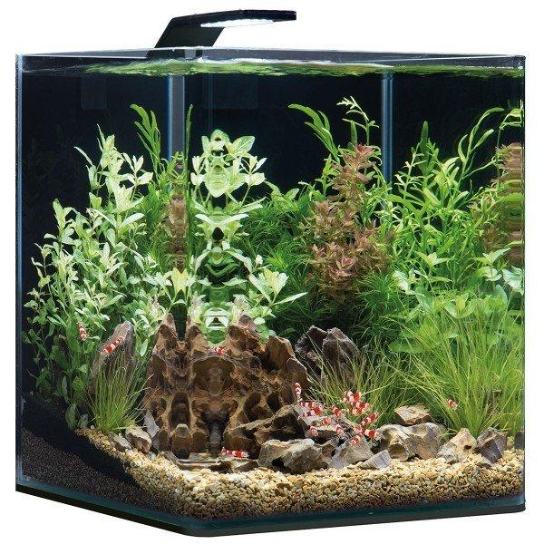 DENNERLE NanoCube Complete+ Style LED 30L Mini-Aquarium Set
