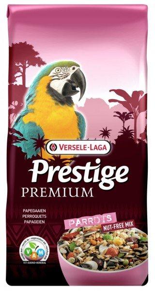 VERSELE-LAGA Prestige Premium Papageien ohne Nüsse 15kg Vogelfutter