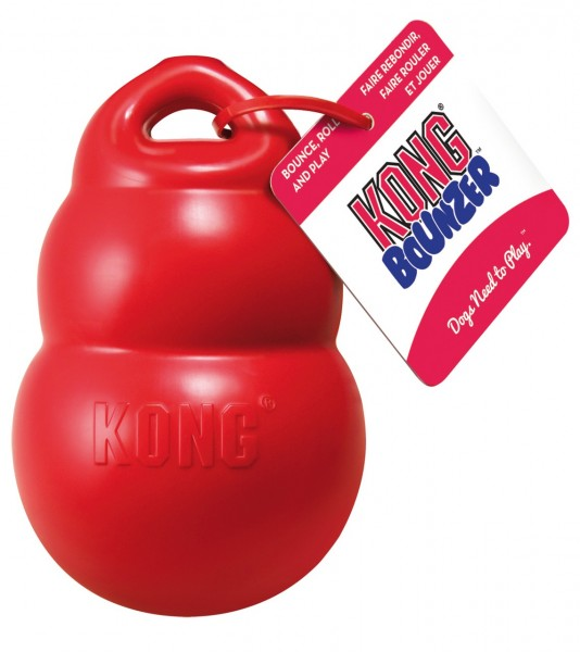 KONG Bounzer M Hundespielzeug