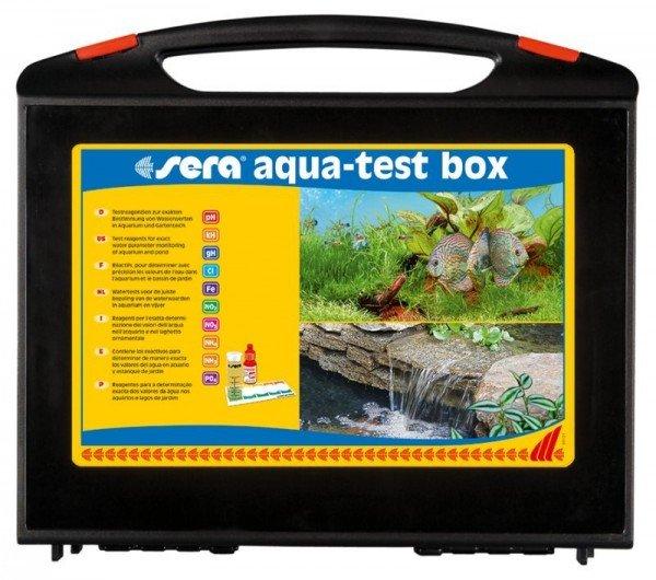 sera aqua-test box +Cl