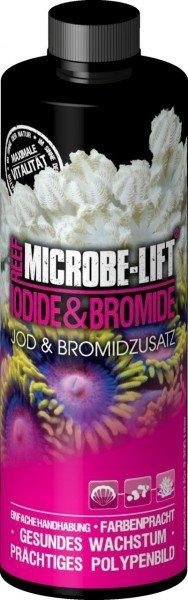 MICROBE-LIFT Iodide & Bromide 236ml Jod- & Bromidzusatz