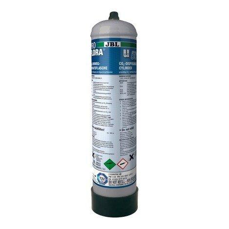 JBL ProFlora u500 2 (CO2 Vorratsflasche) 3 Stück