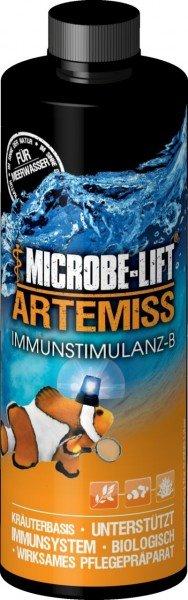 MICROBE-LIFT Artemiss Meerwasser 118ml Immunstimulanz-B