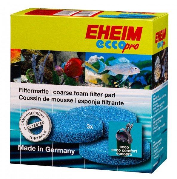 EHEIM 2616310 Filterschwamm (3 Stück) Filtermasse für ecco pro (2032/34/36)