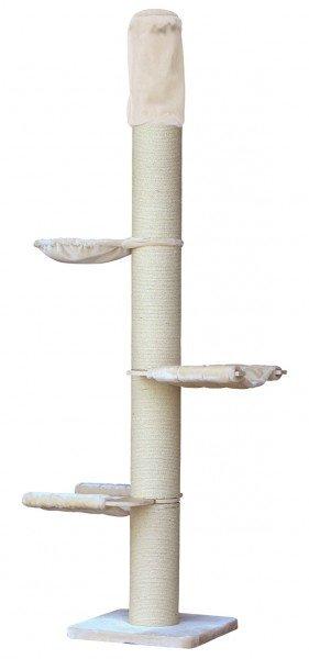 Nobby Kratzbaum Kalin 60x60x265cm beige