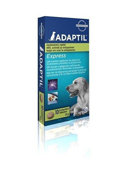 ADAPTIL Express Tabletten 10 Stück zur Beruhigung / Anti-Stress