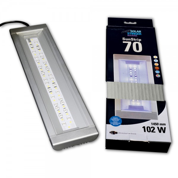 SolarStinger SunStrip 70 Marine 145 cm 101,5 Watt LED-Aquarienbeleuchtung
