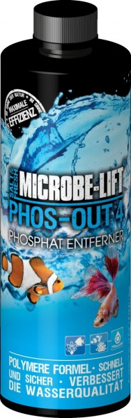 MICROBE-LIFT Phos-Out 4 236ml Phosphatentferner