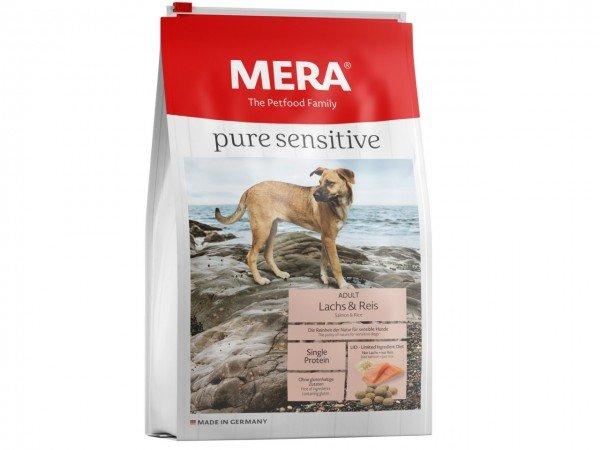 MERA DOG pure sensitive Lachs & Reis Hundetrockenfutter