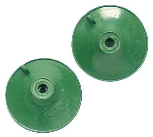 DENNERLE Sauger Longlife grün (2 Stück)