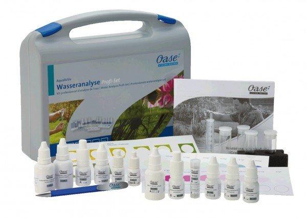 Oase AquaActiv Wasseranalyse Profi-Set Wassertest
