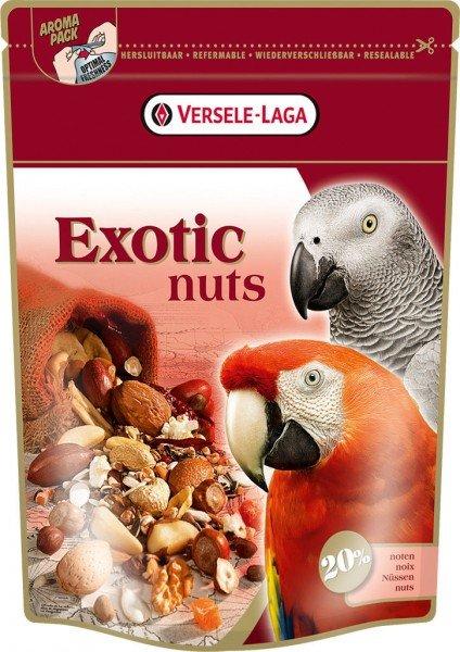 VERSELE-LAGA Exotic Nuts 750g Nüssemischung für Papageien