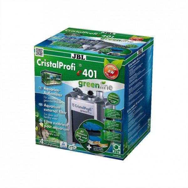 JBL CristalProfi e401 greenline Außenfilter