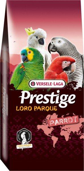 VERSELE-LAGA Afrikanische Papageien Loro Parque Mix 15kg Vogelfutter
