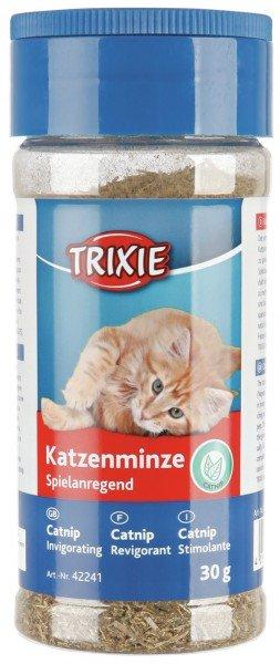 TRIXIE Katzenminze Streudose 30g Katzenspielzeug