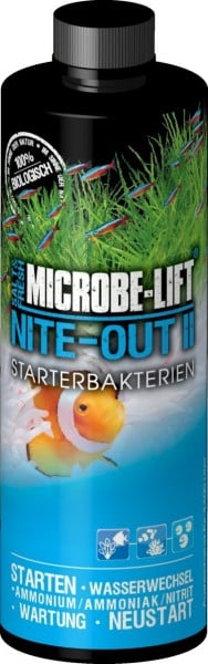 MICROBE-LIFT Nite-Out II 1893ml Starterbakterien