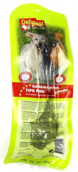 DeliBest Schinkenknochen groß Hundekauartikel