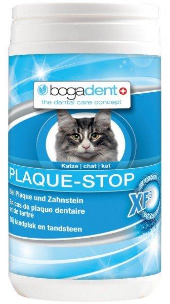 bogadent PLAQUE-STOP 70g Pulver Zahnpflege Nahrungsergänzung für Katzen