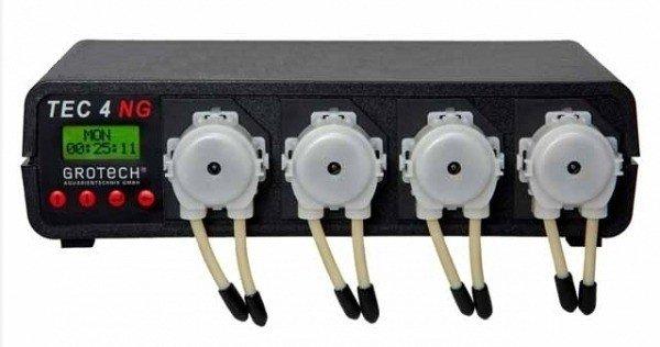 GroTech Dosiercomputer TEC 4 NG 4-Kanal