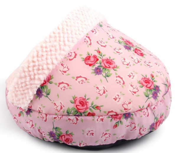 all for paws (afp) Shabby Chic Bett 40,5x30cm rosa
