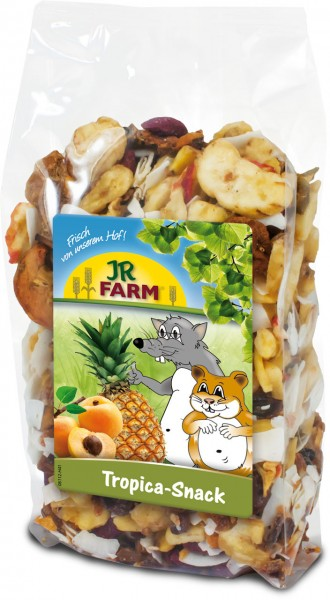 JR FARM Tropica-Snack 200g Kleintiersnack
