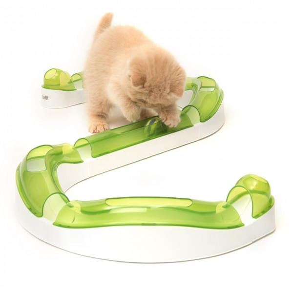 catit Senses 2.0 WAVE Spielschiene Katzenspielzeug