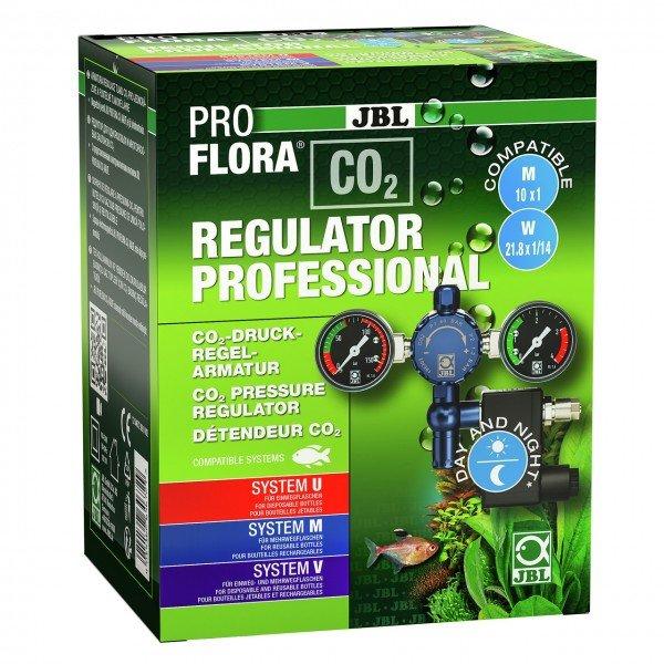 JBL ProFlora CO2 Regulator Professional Aquarienzubehör