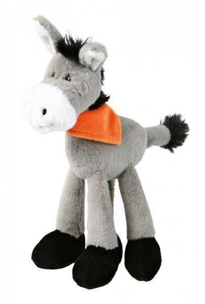 TRIXIE Esel Plüsch 20 cm Hundespielzeug