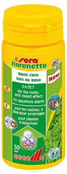 sera Basisdünger florenette (50 Tabletten)