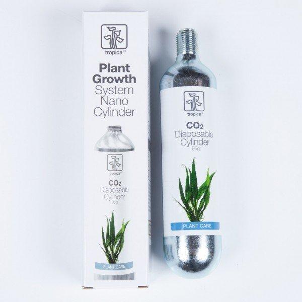 tropica Plant Growth CO2 Nanozylinder 95g Zubehör