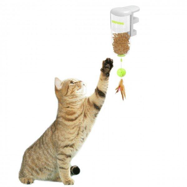 all for paws (afp) Interactives-Treat Dispenser Katzenspielzeug