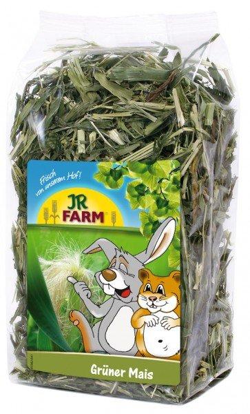 JR FARM Grüner Mais 80g Raufutter für Kleintiere