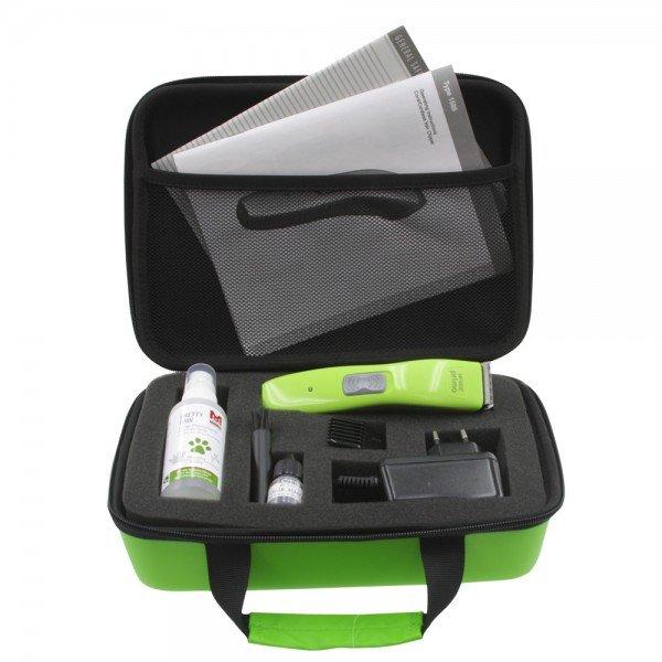 MOSER Aufbewahrungskoffer grün