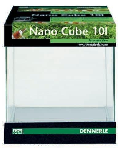 DENNERLE Nano Cube 10 Liter Nano-Aquarium