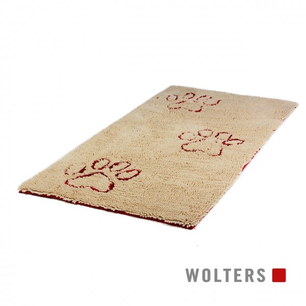 Dirty Dog Runner 120x60cm sand