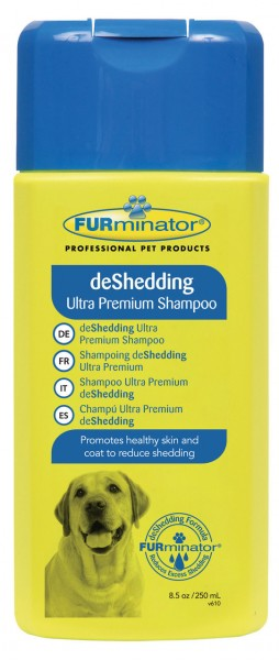 FURminator deShedding Ultra Premium-Shampoo 251 ml