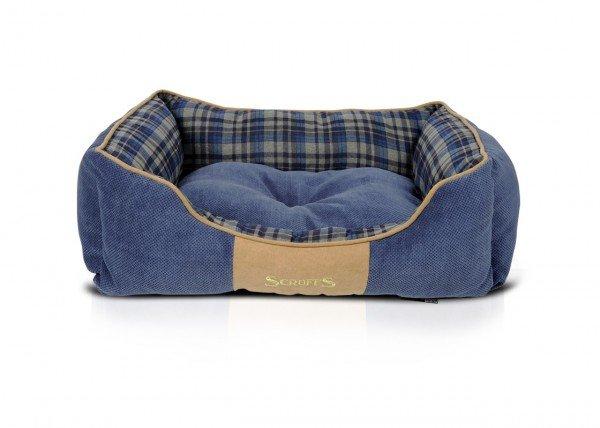 Scruffs Highland Bed M blau
