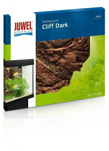 JUWEL Rückwand Cliff Dark Strukturrückwand