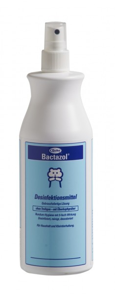 Bactazol Desinfektionsmittel für Kleintiere 500ml