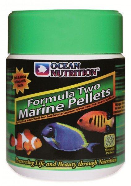 Ocean Nutrition Formula 2 Pellet S 100g